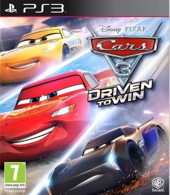 Cars 3 - Driven to Win  Warner Games - playstation 3