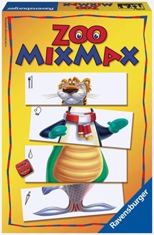 Zoo Mix Max, spill, Ravensburger
