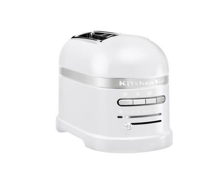 KitchenAid Artisan Toaster 2 Skivor Frosted Pearl (hvit)