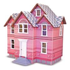 Viktoriansk dukkehus, Melissa & Doug