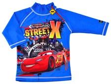 UV-tröja Cars, Blå, 110-116, Swimpy