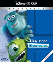 Disney Pixar Klassiker 04 - Monsters, Inc. (Blu-ray)