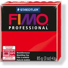Fimo Professional Modellera 85 g Röd