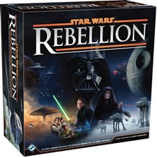 Star Wars Rebellion boardgame (EN)