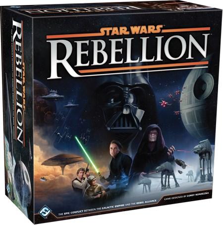 Star Wars Rebellion boardgame (EN)