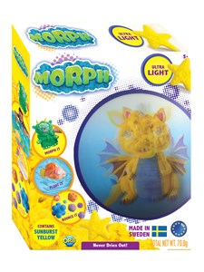 Lekeleire, Sunburst Yellow, Large, Morph