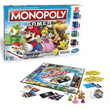 HGA Monopoly Gamer SE, Hasbro Games