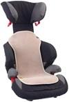 Sittskydd för framåtvänd bilstol, Sand, Aerosleep