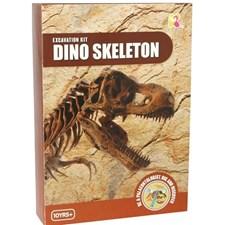 Dino Skeleton Excavation Kit, Keycraft