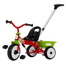Trehjuling, Babblarna