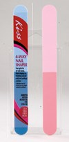 KISS Nagelfil 4 Way nail shaper