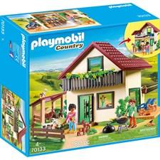 Modern bondgård, Playmobil (70133)
