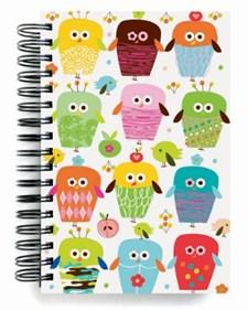 Owls, Sketchbook, Liten
