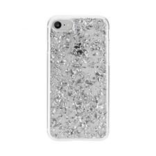 FLAVR Mobilskal Flakes för iPhone 6/6S/7/8 Silver