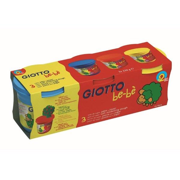 Giotto be-bè Modellera 3x220gr