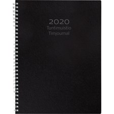 Kalenteri 2020 Burde Tuntimuistio Eco Musta