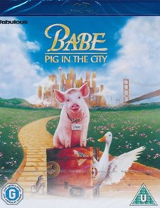 Babe Pig In The City (Blu-ray)