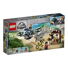 Dilophosaurus på fri fot, LEGO Jurassic World (75934)
