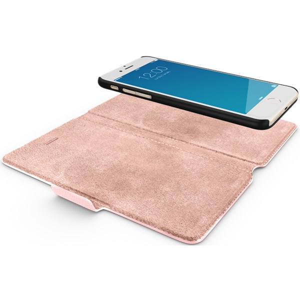 ... Mobilfodral Ideal Fashion Wallet Iphone 6 6S 7 8 Pink f59f94610ab67