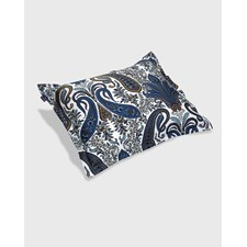 GANT Home Key West Paisley Örngott 100% Bomull 50 x 60 cm Sateen Blue