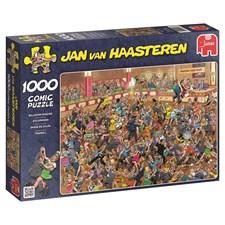 Jan van Haasteren, Ballroom Dancing, Puslespill, 1000 brikker
