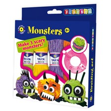 Hobbysett monster, Playbox
