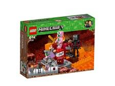Striden i Nether, LEGO Minecraft (21139)