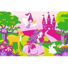 Matta, 80x120 cm, Fairytale