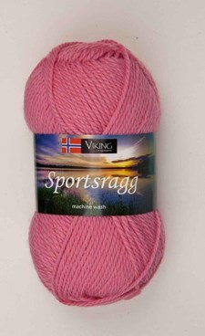 Viking of Norway Sportsragg 50 gr Gammel rosa 581
