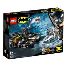 Mr. Freeze™ mot Batcycle, LEGO Super Heroes (76118)