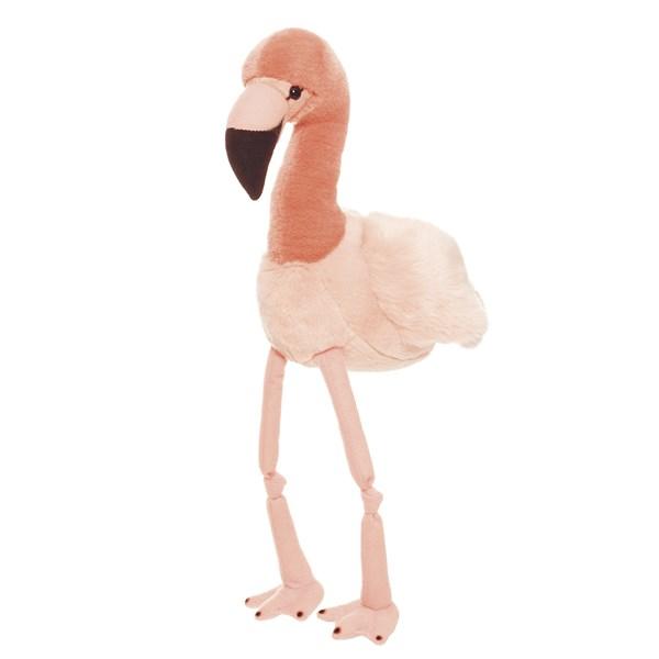 Teddy Wild- Flamingo  liten  Teddykompaniet - gosedjur