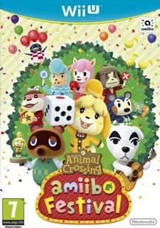 Animal Crossing - Amiibo Festival Inkl. 2st Amiibos och 3st Amiibo Cards