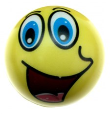 Stressball Glad Figur