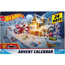 Adventskalender 2018, Hot Wheels