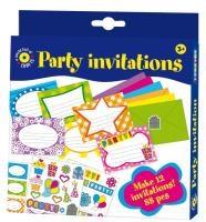Aktivitetssett, Invitasjoner, Playbox
