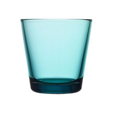 Glass, Kartio, 2-pack, 21 cl, Havblå, Iittala