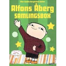 Alfons Åberg - Samlingsbox (4-disc)