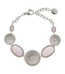 Edblad Crinkle Opal Bracelet Matt Steel