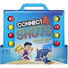 Connect 4 Shots - Neljä riviin -peli (EN)