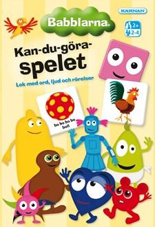 Babblarna Kan-Du-Göra Spelet
