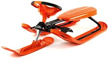Stiga Snowracer, kjelke, Color, Oransje