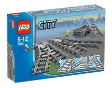 Växlar, LEGO City Trains (7895)