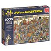 Jan van Haasteren, Antique show, Pussel 1000 bitar