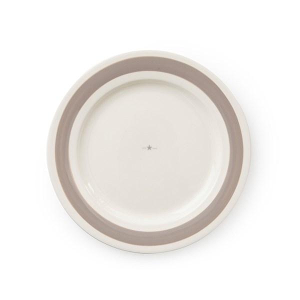 Lexington Icons Serveringsfat D  35 cm Keramik Beige (hvit)