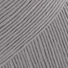Safran Drops design Garn Bomull 50 g mellomgrå 07