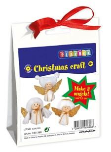 Julpyssel änglar Playbox