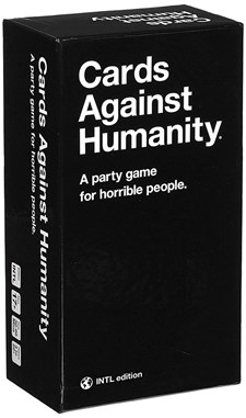 Cards against Humanity, US edition (EN)