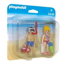 Duopack, Semesterfirare, Playmobil Family Fun (9449)