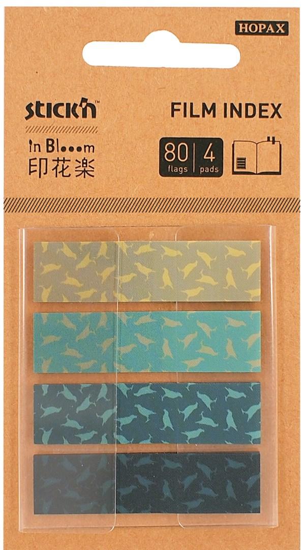 Arkivflikar Stick'n In Blooom Birds 4x20blad