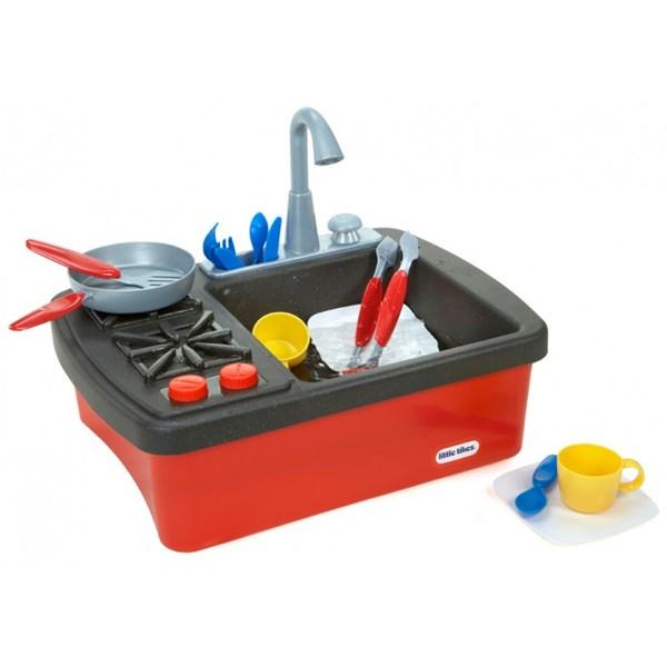 Splish Splash Sink & Stove  Little Tikes - vattenleksaker